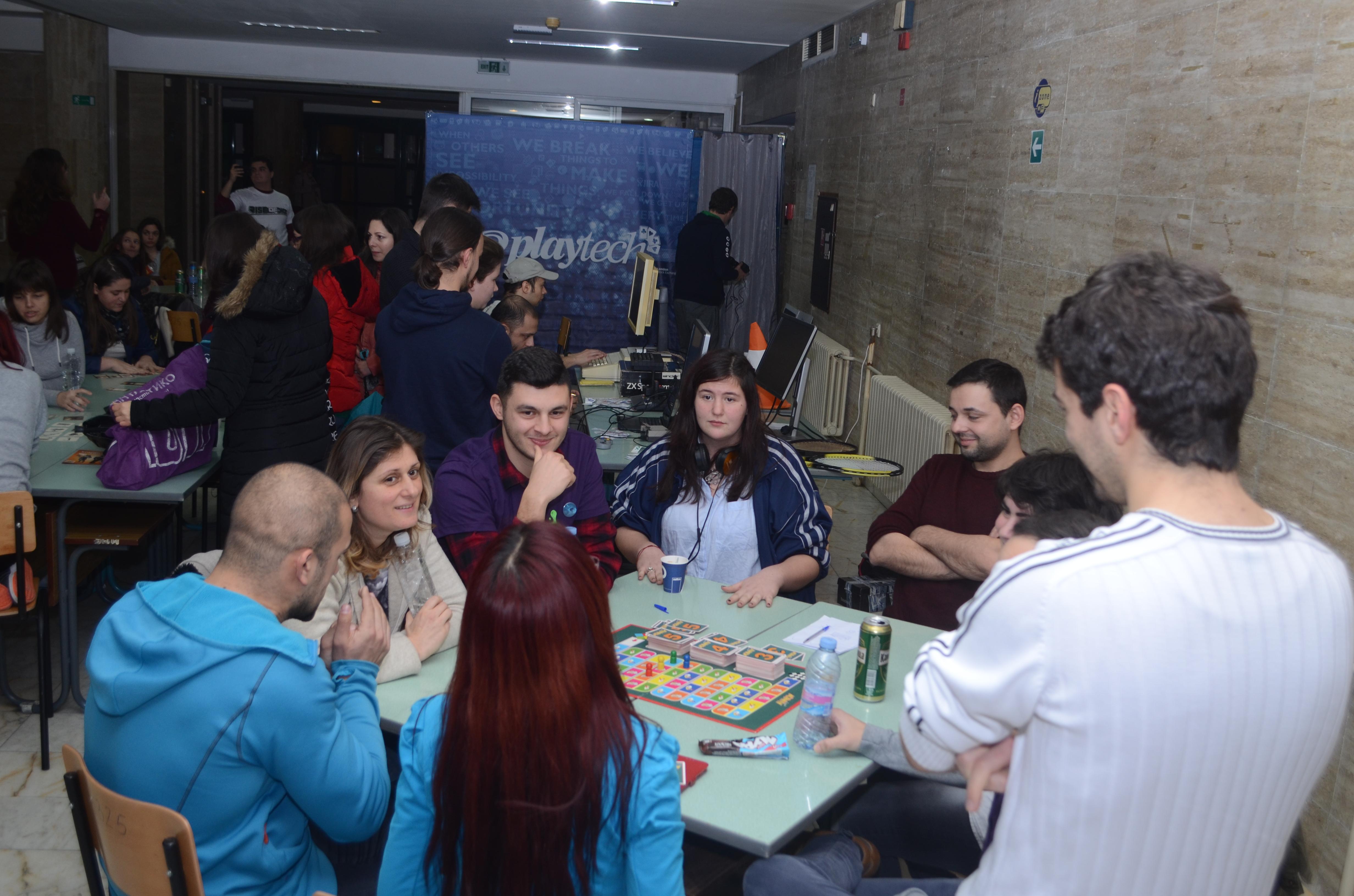 48-часово LAN Party за създаване на виртуални и  настолни игри в Пловдив