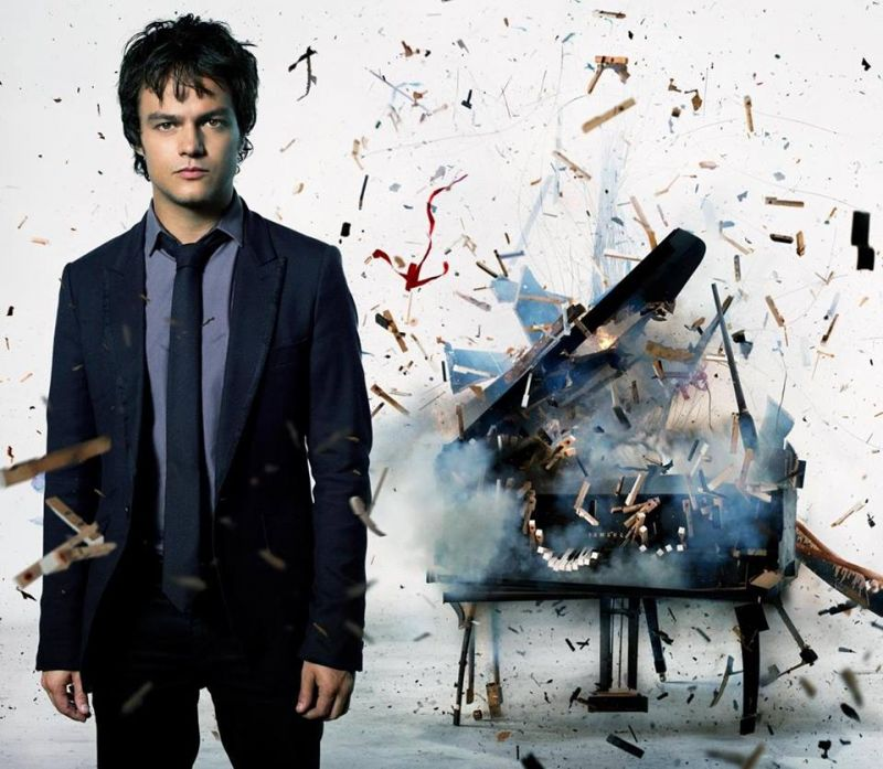Вечер with(out) Jamie Cullum