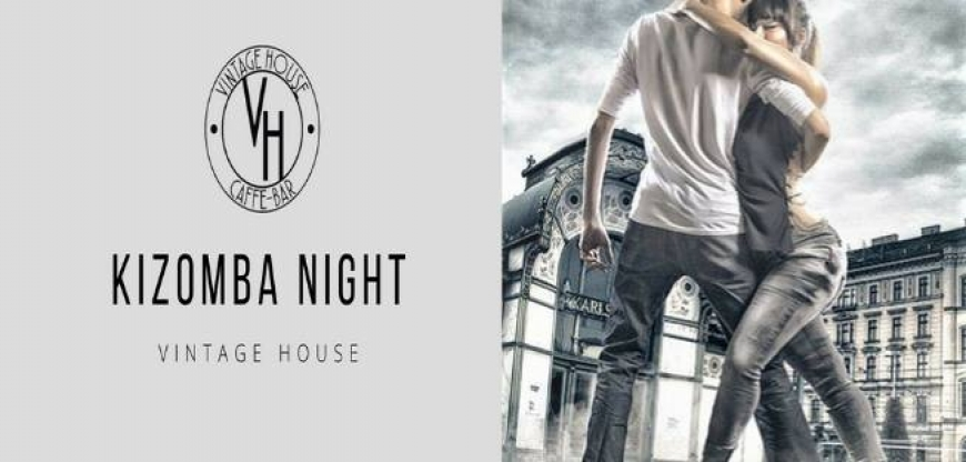 Kizomba Nights @Vintage House