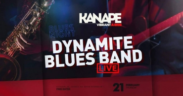 Dynamite Blues Band представя Blues Night