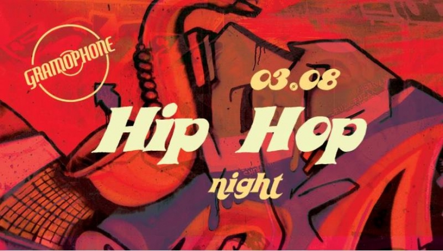 Hip Hop night at Gramophone