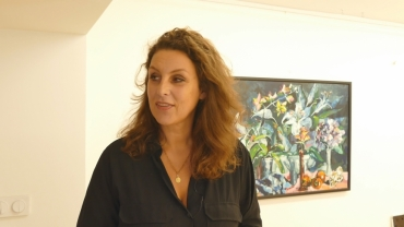 След 20 години работа в чужбина, Йоанна Дановска представя картини и скулптури в Пловдив