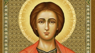 Почитаме Св. Панаталеймон - покровител на летните бури и лечител