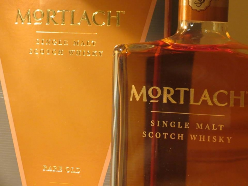 Monday Whiskey Time whit Mortlach