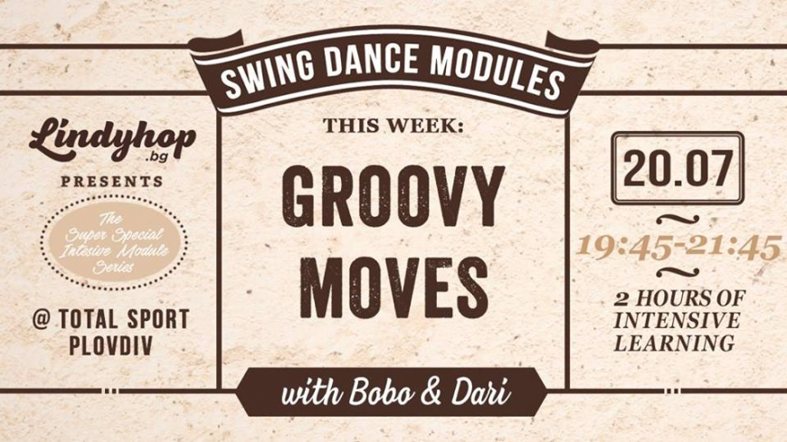 Swing Dance Module - Groovy Moves