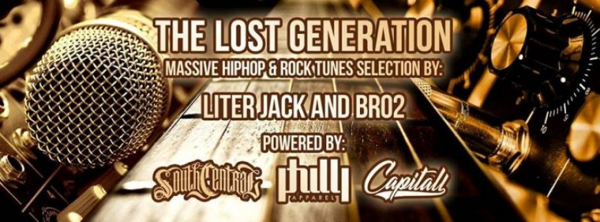 The Lost Generation / LITER JACK & BRO2 at No Sense