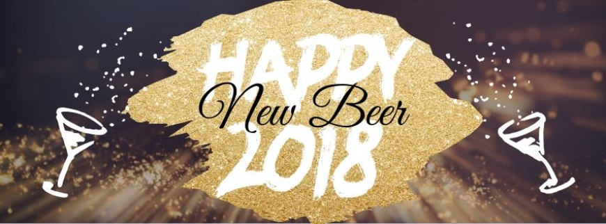 New year - new beer... or HAPPY NEW BEER 2018!