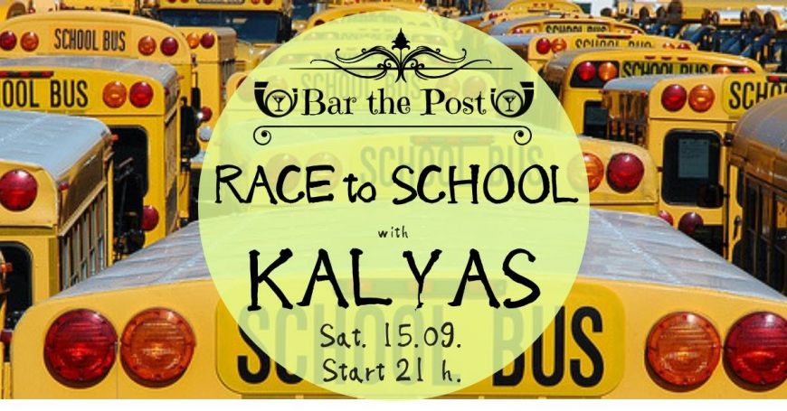 Race to School with Kalyas