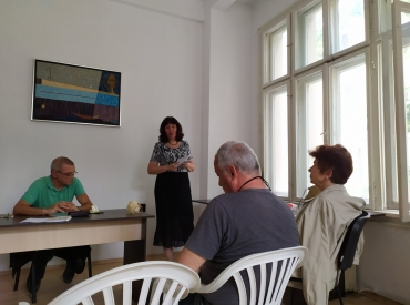 Дружеството на пловдивските писатели стартира серия четения от днес