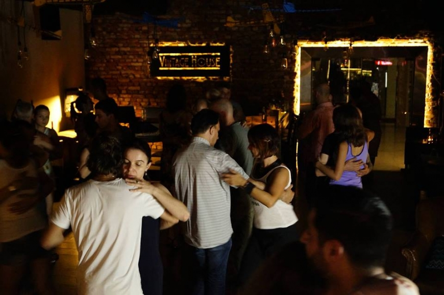 Kizomba night @Vintage House
