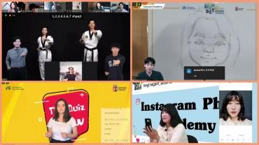 Южно-корейската организация IYF провежда онлайн обучение за младежи в Пловдив