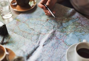 Вдъхновяващи цитати за пътуването