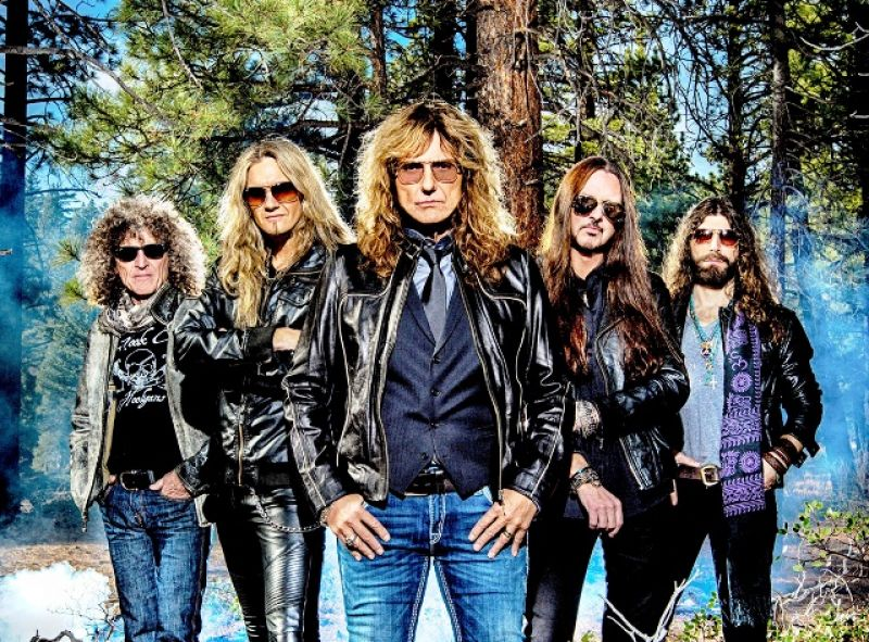 WHITESNAKE отново у нас с The Purple Tour