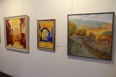 Пейзажи от Родопите, Пловдив и още в красива изложба в галерия Възраждане