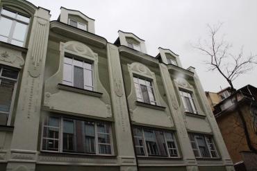 Още една приятна реставрация на пловдивска сграда