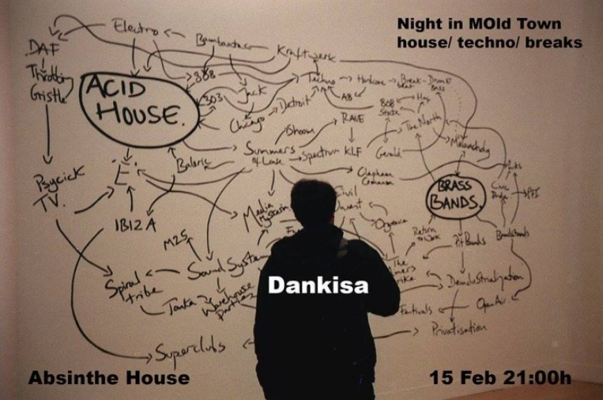 Dankisa in the house