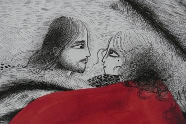 """Изложбата """"Нарисувани думи"""" събира някои от най-вълнуващите илюстрации на детски книги"""