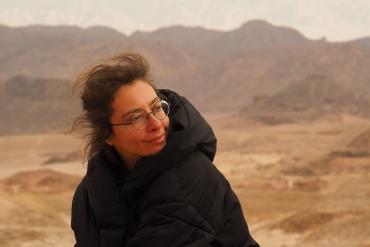 Петя Кокудева, която мечтае да разказва на децата за далечни страни