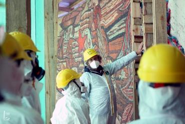 Изключителните мозайки на Бузлуджа ще бъдат опазени, благодарение на щедростта на хората