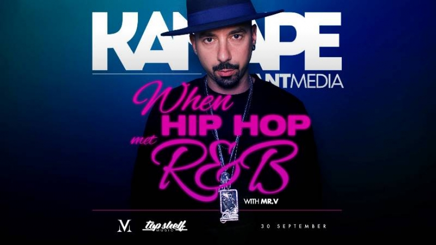 When Hip-Hop met RnB w/t Mr. V