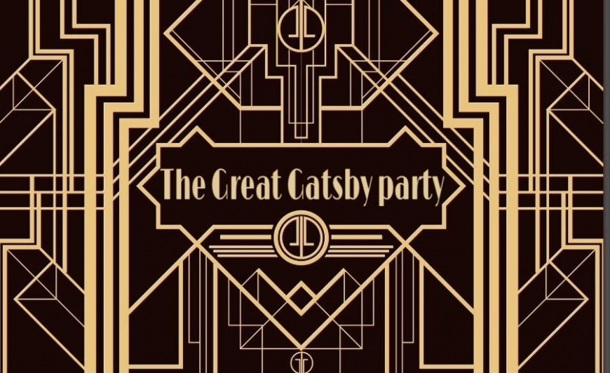 Gatsby party with The Smugglers Collective and Gatsby band