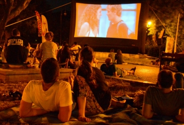 Кино в парка ще гледат пловдивчани