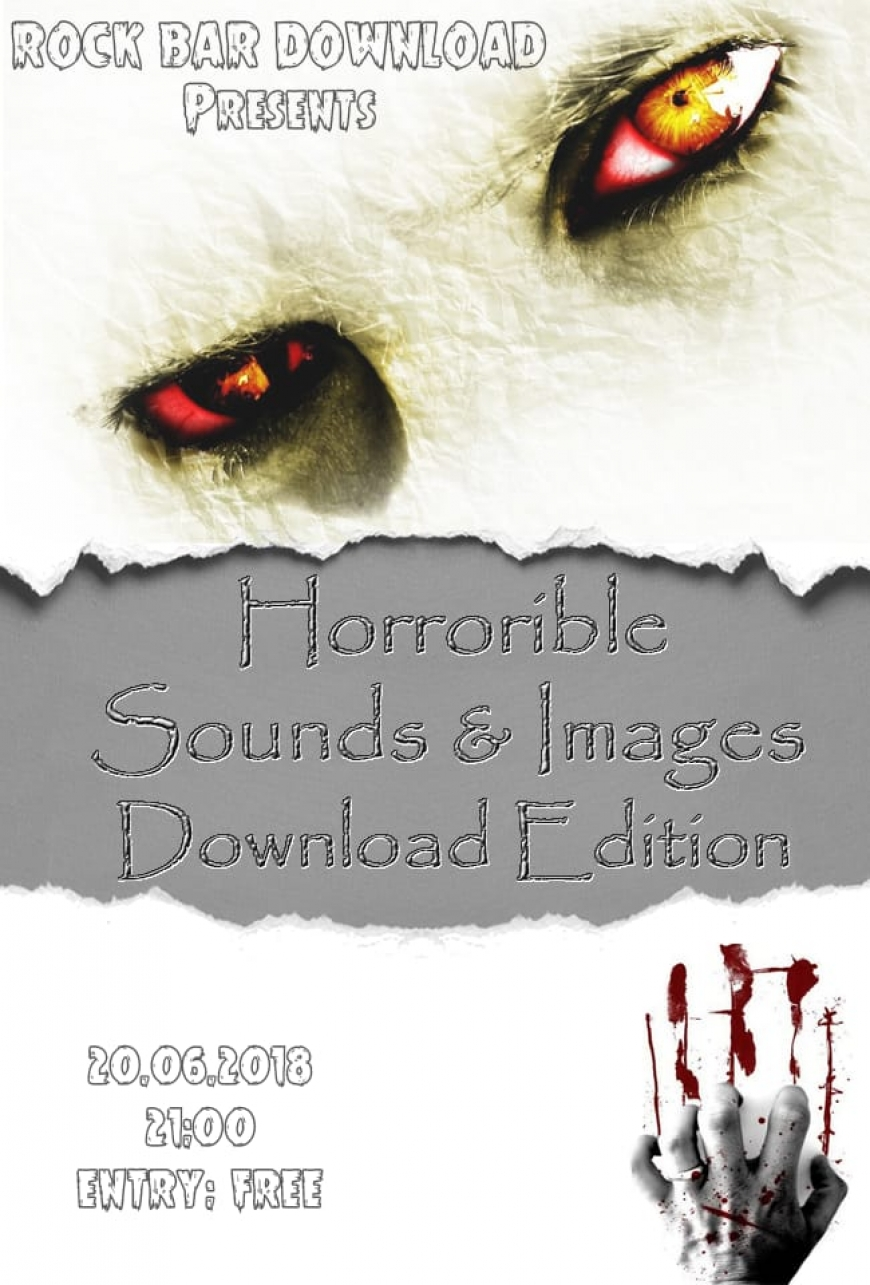 Horrorible Sounds & Images Download Edition
