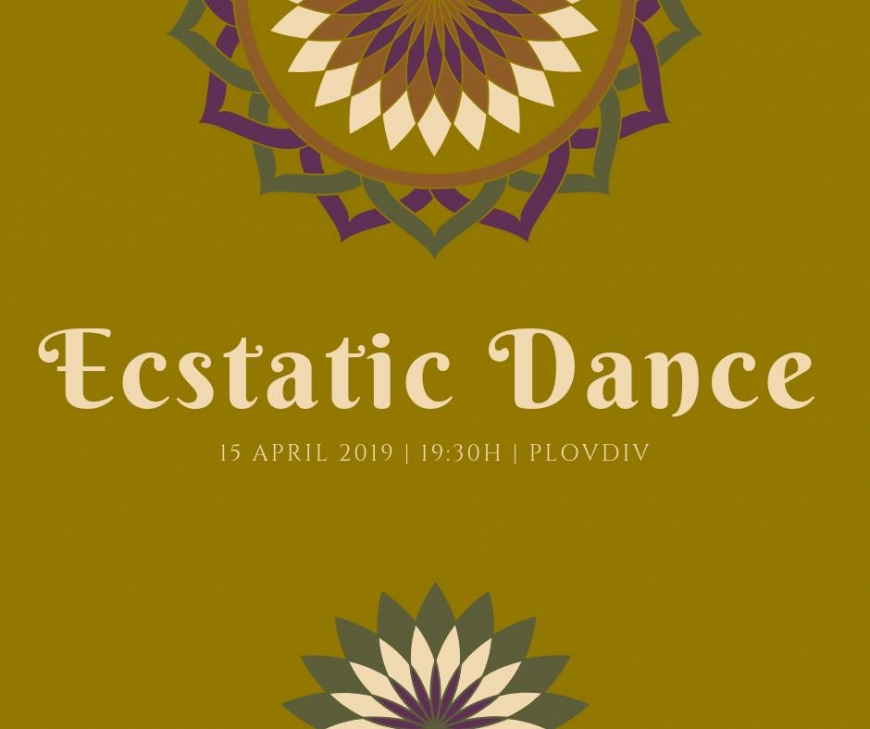 Ecstatic Dance ep. 3