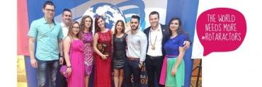 Ротаракт клуб Пловдив - Пълдин кани на рожден ден