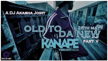 A DJ Akasha Joint: Old To Da New Part V at Kanape Vibrant Media